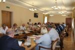 Состоялось внеочередное заседание областной трехсторонней комиссии по регулированию социально-трудовых отношений 10.07.2018