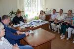Заседание Президиума областного комитета