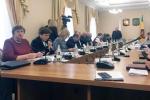 Состоялось очередное заседание областной трехсторонней комиссии по регулированию социально-трудовых отношений