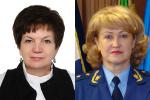 Рабочая встреча председателя областной организации Профсоюза с прокурором Пензенской области